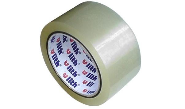 ručná lepiaca páska Ulith transparent ku strečovým fóliám