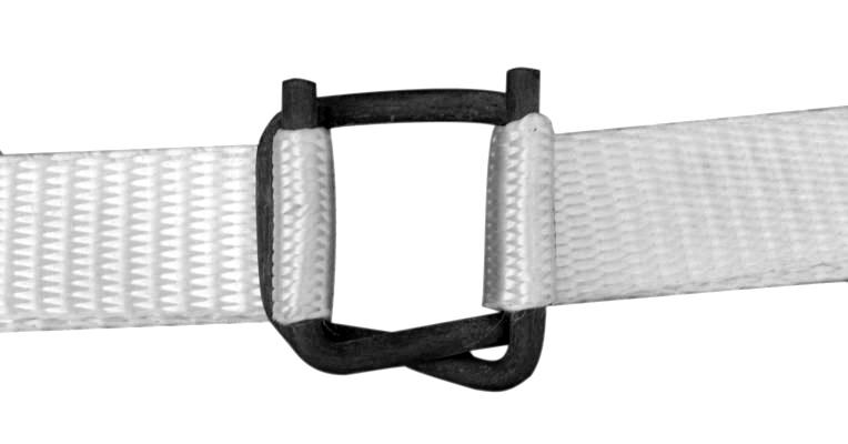 textilná viazacia páska sdrôtenou sponou nabalenie tovaru