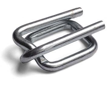 Drôtená spona galvanizovaná pre viazacie pásky
