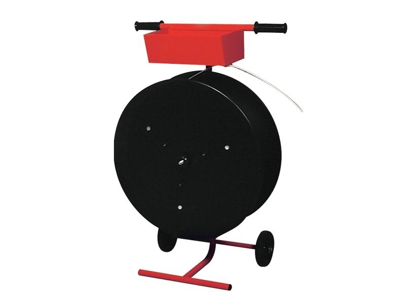 vozík pre viazaciu pásku
