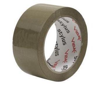 lepiaca páska vibac hnedá na ručné balenie