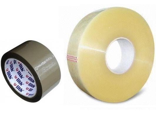 lepiace pásky pre ručné astrojné balenie