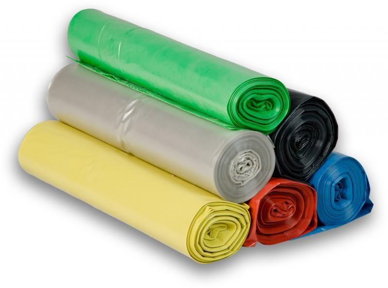 LDPE odpadové vrecia