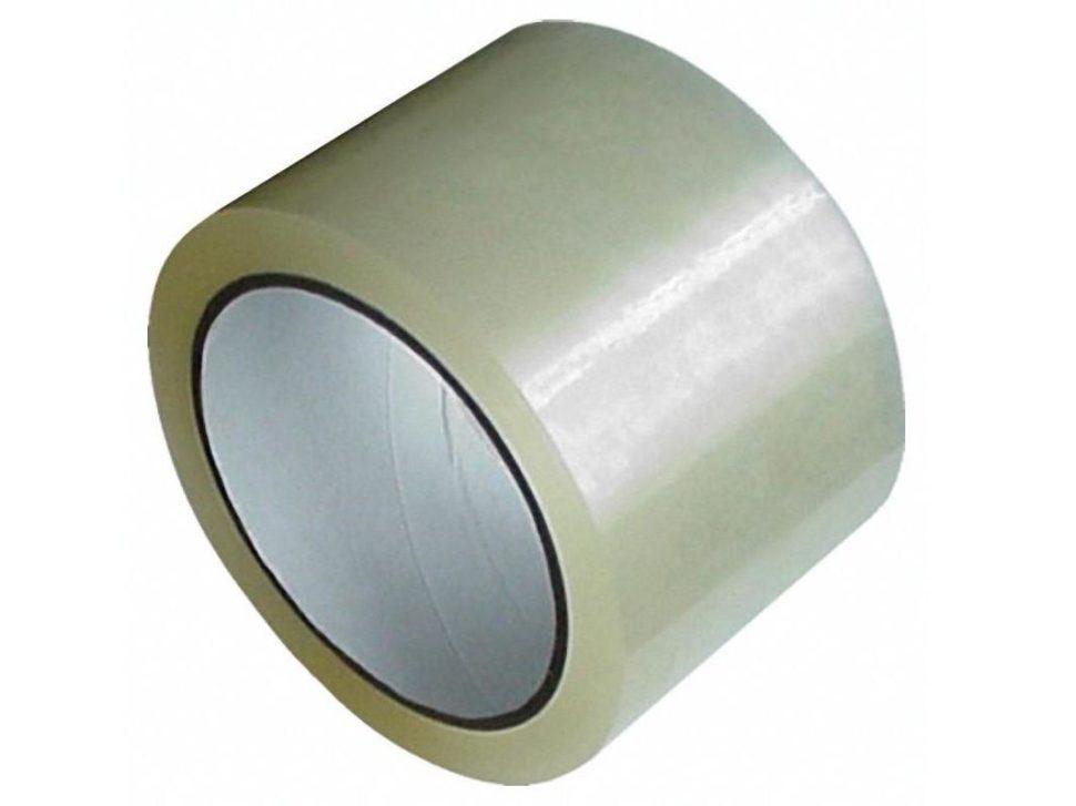 lepiaca páska 75mm transparent
