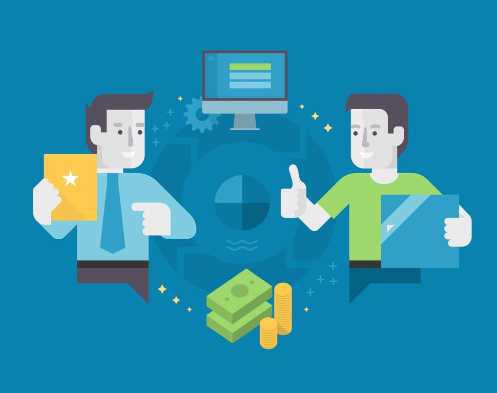 firma Sanima Trade - komunikácia medzi podnikateľmi