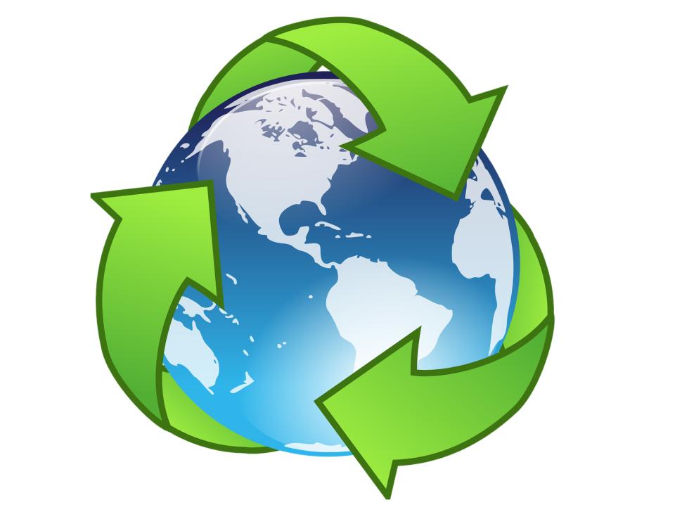 recyklačný symbol
